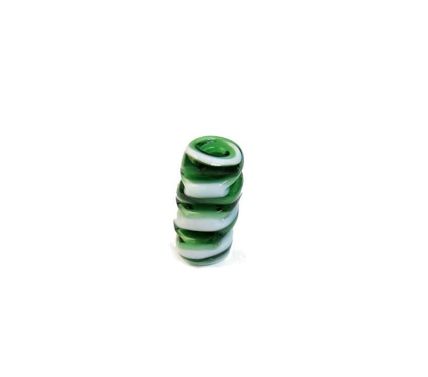 Firma 065 - Murano Verde/Branco Torcido (M)