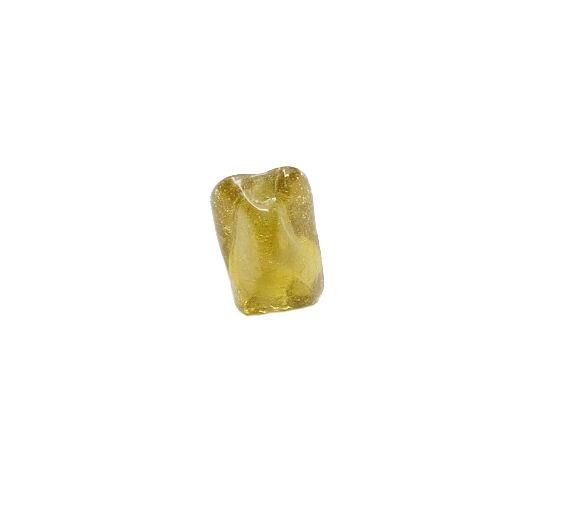 Firma 081 - Amarelo Transparente Facetado (M)