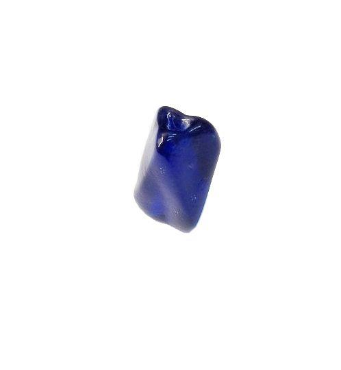 Firma 084 - Azul Royal Transparente Facetado