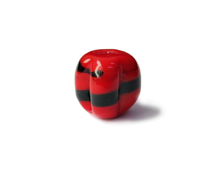 Firma 092 - Murano Pitanga Vermelho/Preto (G)