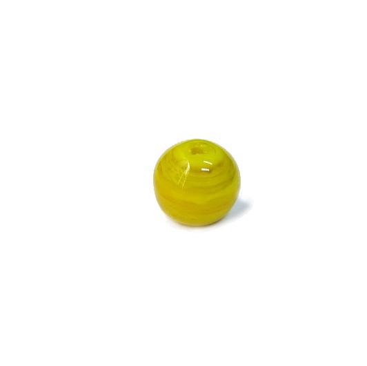 Firma 105 - Bola Murano Amarelo