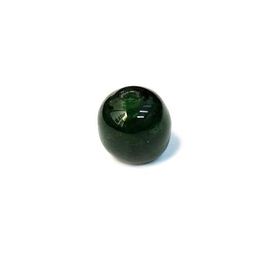 Firma 115 - Bola Murano Verde Transparente