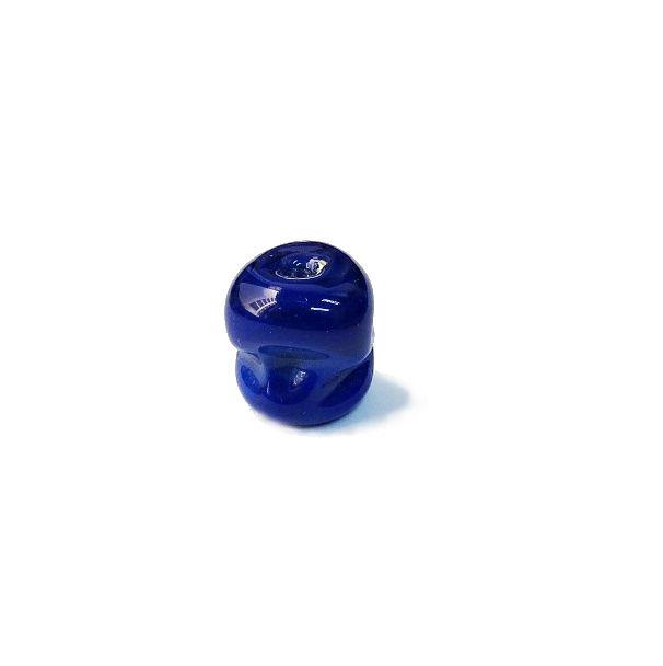 Firma 131 - Murano Azul Royal Meteoro