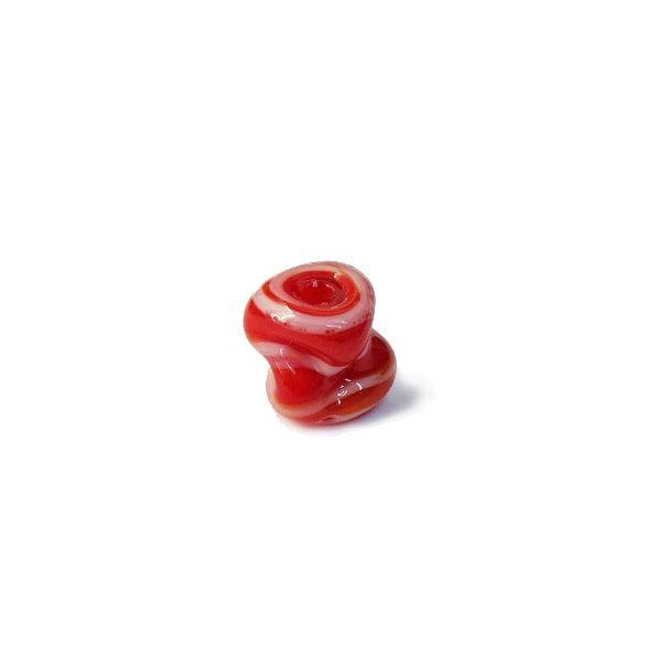Firma 146 - Murano Vermelho/Branco Meteoro (M)