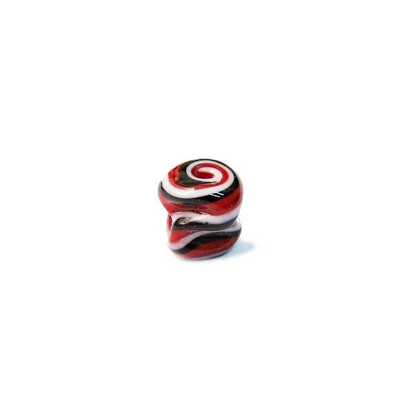 Firma 151 - Murano Vermelho/Branco/Preto Meteoro (M)
