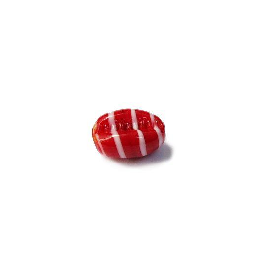 Firma 156 - Murano Vermelho/Branco Búzio (M)