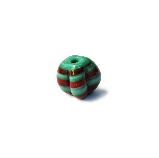 Firma 187 - Murano Verde/Vermelho Pitanga (M)