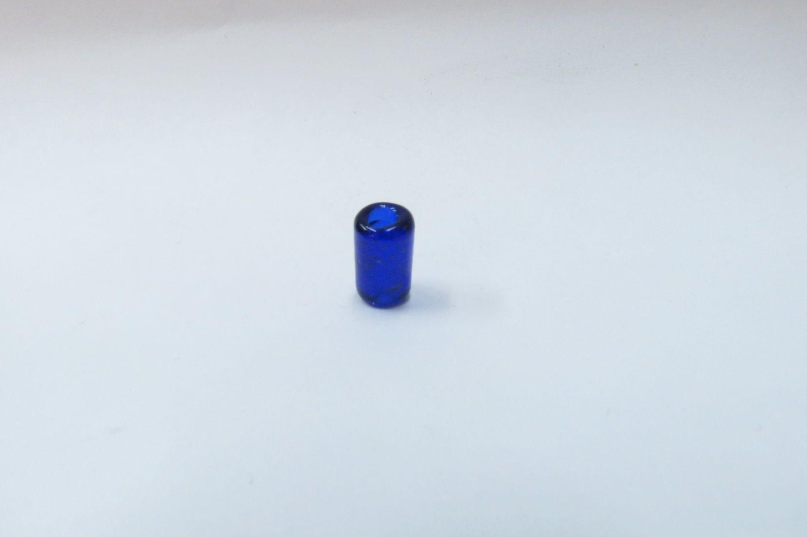 Firma Murano azul transparente - P