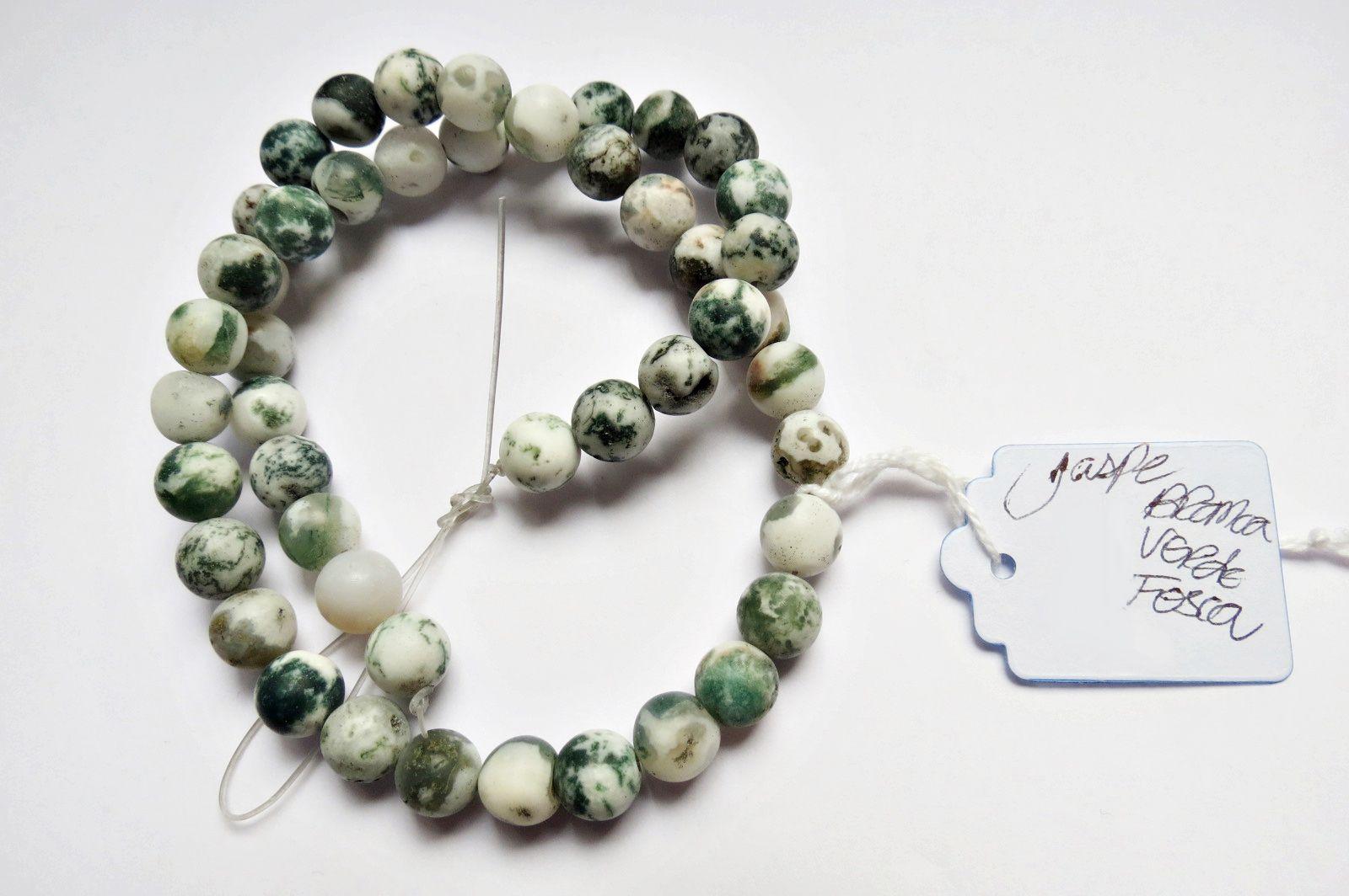 Jaspe Branca Verde Fosca