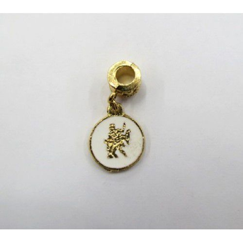 Medalha berloque oxaguian dourado
