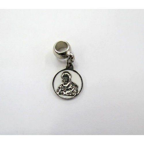 Medalha berloque Preto Velho