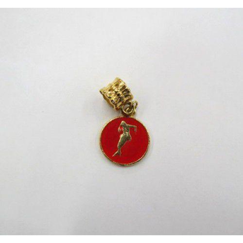 Medalha berloque Zé Pelintra