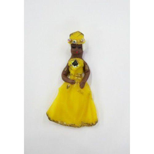 Pingente de Biscuit Oxum