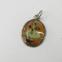 Pingente Medalha de Ifa – 155