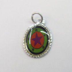 Pingente Medalha de Nanã – 066