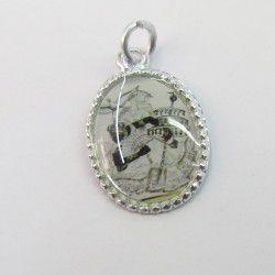 Pingente Medalha de Oxalá – 046