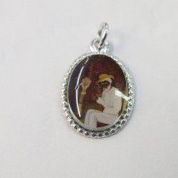 Pingente Medalha de Preto Velho – 172
