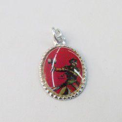 Pingente Medalha de Xangô – 129