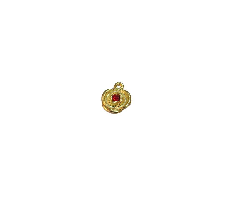 Rosa Dourada Pequena