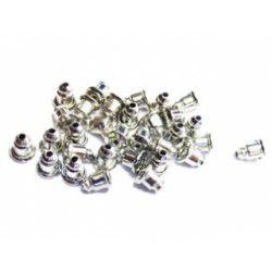 Tarraxa-bala-níquel  - 1000 peças