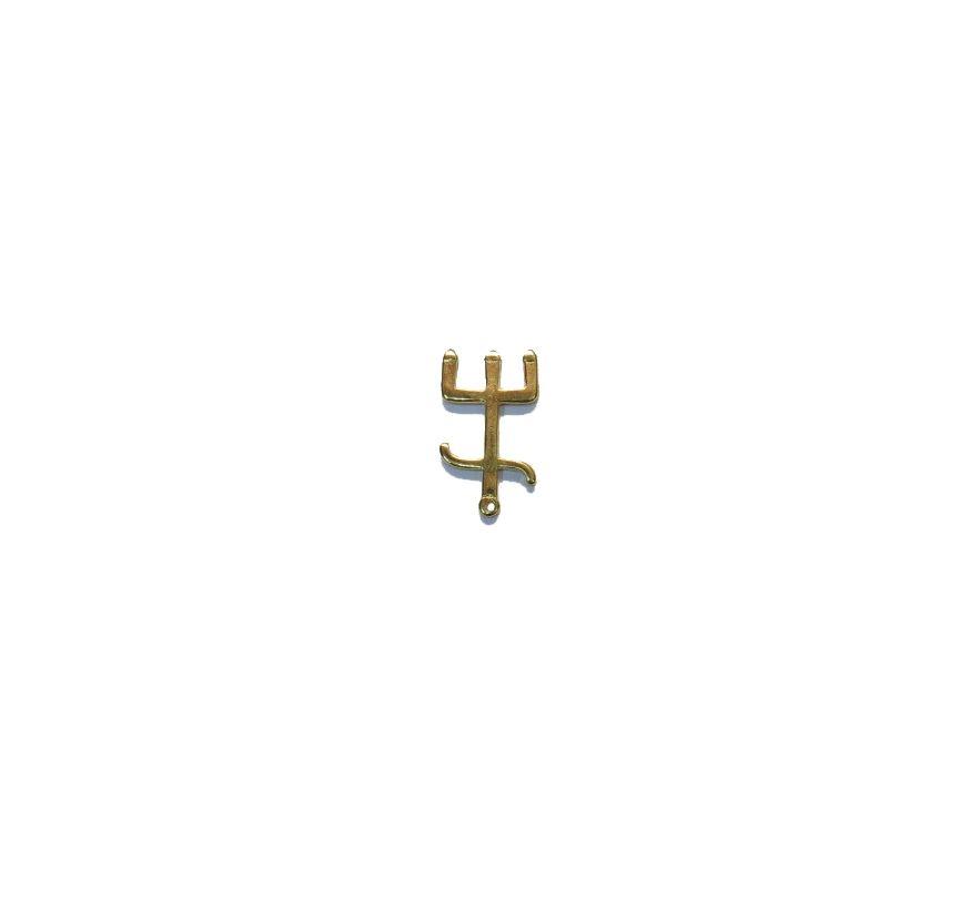 005 - Tridente Exú (P)