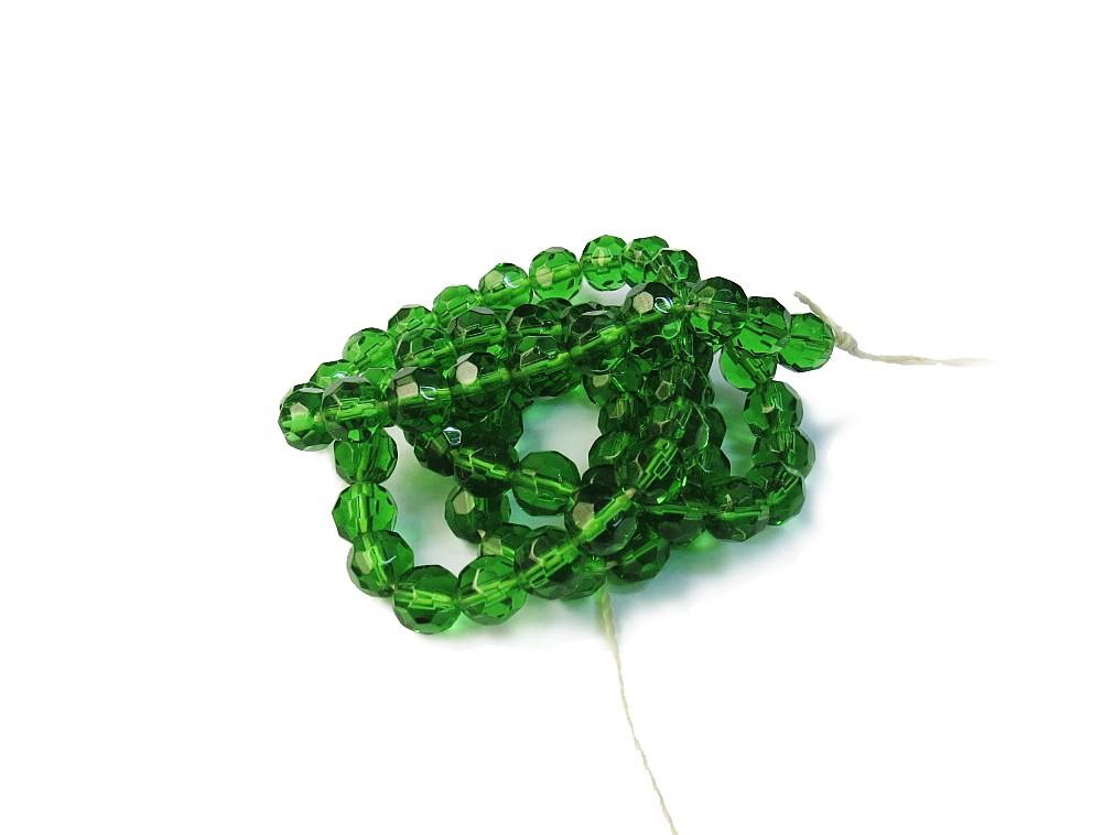 Verde Transparente (08 mm)