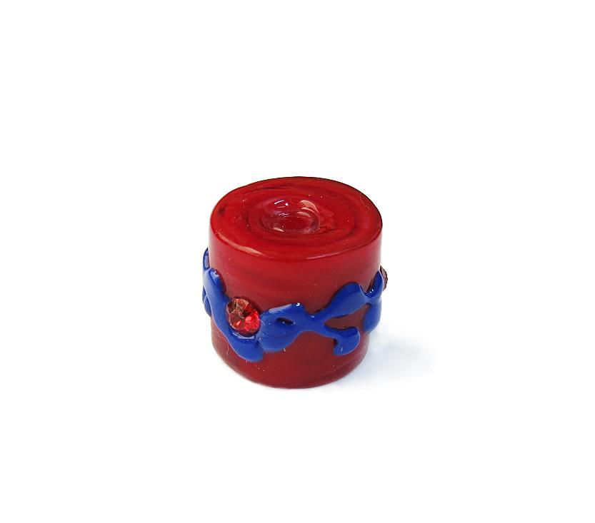 Vermelho/Azul Royal