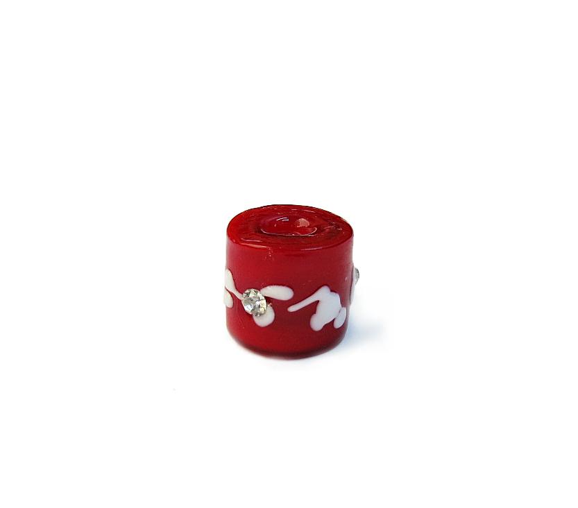 Vermelho/Branco