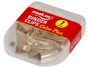 Binder Clips Ouro 25mm C/ 07