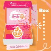 Box Surpresa Laranja Lima Presentes 200