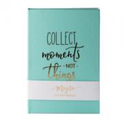 Caderno A5 Bee Moments Azul Tiff