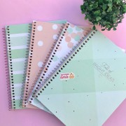 Caderno Colegial Soho 10 Materias Nova Coleção