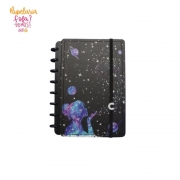 Caderno Inteligente A5 By Gocase Poeira de Estrelas