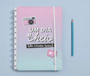Caderno Inteligente Amigas Grande