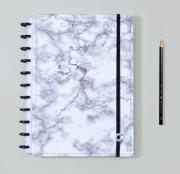 Caderno Inteligente Bianco Grande | Laranja Lima Presentes