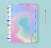 Caderno Inteligente Candy Splash A5 | Laranja Lima Presentes