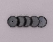 Caderno Inteligente Disco + Elastico Preto M 23mm