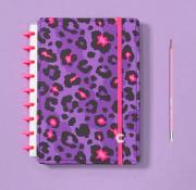 Caderno Inteligente Lilac Medio