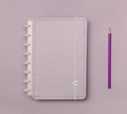 Caderno Inteligente Lilas Pastel A5