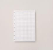 Refil Caderno Inteligente Quadriculado A5