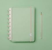 Caderno Inteligente Verde Pastel A5-