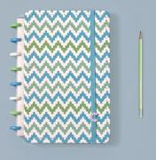 Caderno Inteligente Waves A5