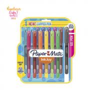 Caneta Paper Mate Gel Ink Joy 14 Cores 0.7mm