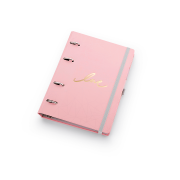 Planner Maxi Pink Stone Rosa