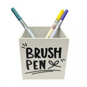 Porta Lápis Brush Pen! Papelote