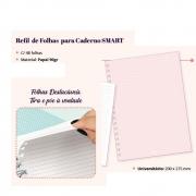 Refil de Folhas Para Caderno Smart  Universitário Dac