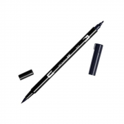 Brush Pen Tombow Dual Brush N15 Black