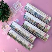 Washi Tape Color Series Kit com 10