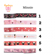 Washi Tape Minnie Molin
