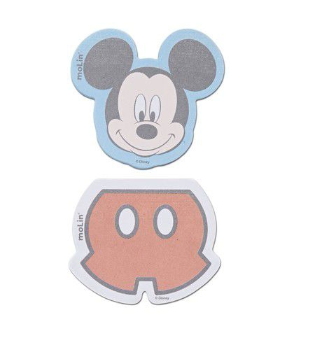 Bloco Auto Adesivo Mickey